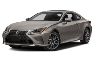 2018 Lexus RC 350 350 Base 2dr All-wheel Drive Coupe