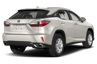 2018 Lexus RX 350 350 Base 4dr Front-wheel Drive