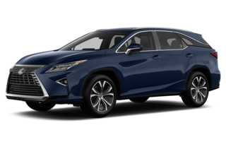 2018 Lexus RX 350L 350L Luxury 4dr Front-wheel Drive