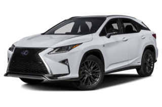 2018 Lexus RX 450h 450h F Sport 4dr All-wheel Drive