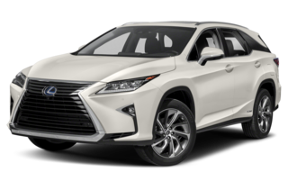 2018 Lexus RX 450hL 450hL Luxury 4dr All-wheel Drive