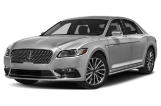 2018 Lincoln Continental Reserve 4dr Front-wheel Drive Sedan