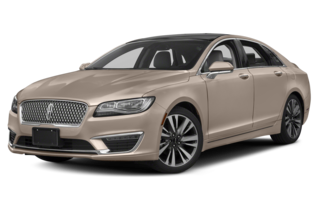 2018 Lincoln MKZ Select 4dr Front-wheel Drive Sedan