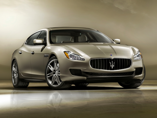 2018 Maserati Quattroporte S 4dr Rear-wheel Drive Sedan