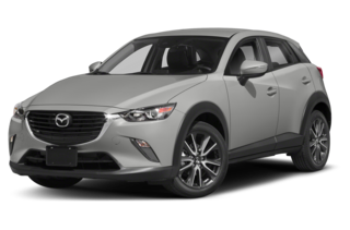 2018 Mazda CX-3 Touring 4dr Front-wheel Drive Sport Utility