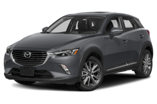 2018 Mazda CX-3 Grand Touring 4dr Front-wheel Drive Sport Utility