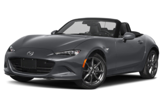 2018 Mazda MX-5 Miata Grand Touring 2dr Convertible