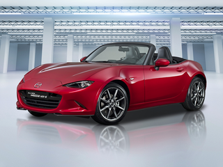 2018 Mazda MX-5 Miata Club (A6) 2dr Convertible