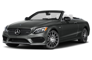 2018 Mercedes-Benz AMG C 43 AMG C43 2dr All-wheel Drive 4MATIC Cabriolet