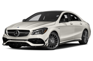 2018 Mercedes-Benz AMG CLA 45 AMG CLA 45 4dr All-wheel Drive 4MATIC Sedan
