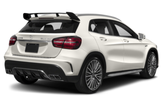 2018 Mercedes-Benz AMG GLA 45 AMG GLA 45 4dr All-wheel Drive 4MATIC