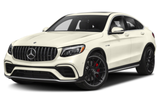 2018 Mercedes-Benz AMG GLC 63 AMG GLC63 Coupe 4dr All-wheel Drive 4MATIC