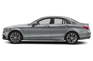 2018 Mercedes-Benz C-Class C300 Rear-wheel Drive Sedan