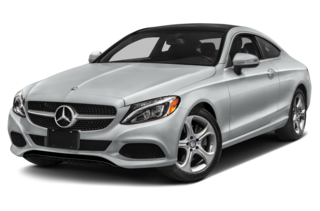 2018 Mercedes-Benz C-Class C300 All-wheel Drive 4MATIC Coupe