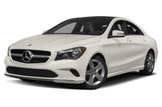 2018 Mercedes-Benz CLA 250 CLA 250 4dr All-wheel Drive 4MATIC Sedan