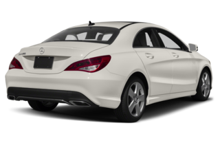 2018 Mercedes-Benz CLA 250 CLA 250 4dr Front-wheel Drive Sedan
