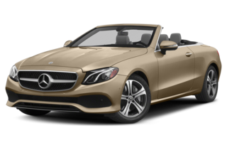 2018 Mercedes-Benz E-Class E400 2dr All-wheel Drive 4MATIC Cabriolet