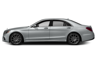 2018 Mercedes-Benz S-Class S450 4dr Rear-wheel Drive Sedan