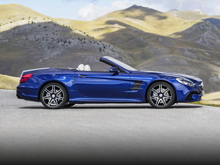 2018 Mercedes-Benz SL 450 SL450 2dr Roadster