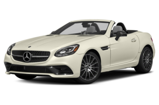 2018 Mercedes-Benz SLC 300 SLC300 2dr Roadster