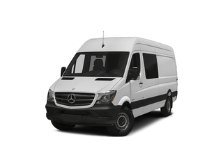 2018 Mercedes-Benz Sprinter 2500 2500 Standard Roof V6 Crew Van 144 in. WB Rear-wheel Drive