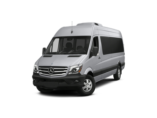 2018 Mercedes-Benz Sprinter 2500 2500 High Roof V6 Passenger Van 170 in. WB Rear-wheel Drive
