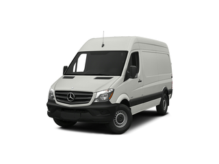 2018 Mercedes-Benz Sprinter 2500 2500 High Roof V6 Cargo Van 170 in. WB 4WD