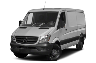 2018 Mercedes-Benz Sprinter 2500 2500 High Roof V6 Worker Cargo 170 in. WB Rear-wheel Drive