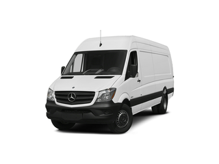 2018 Mercedes-Benz Sprinter 3500XD 3500XD High Roof V6 Cargo Van 170 in. WB 4WD DRW