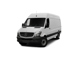 2018 Mercedes-Benz Sprinter 3500XD 3500XD High Roof V6 Extended Cargo Van 170 in. WB 4WD DRW