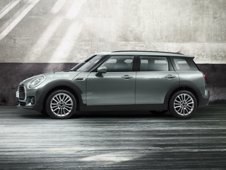 2018 MINI Clubman Cooper 4dr Front-wheel Drive