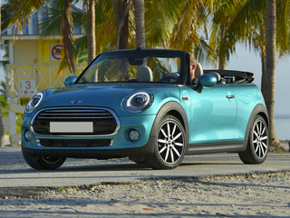 2018 MINI Convertible Cooper 2dr