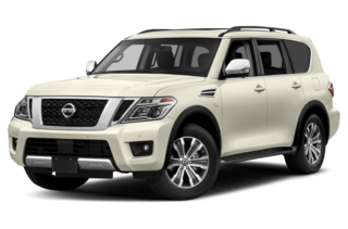 2018 Nissan Armada SL 4dr All-wheel Drive