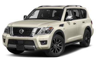 2018 Nissan Armada Platinum 4dr All-wheel Drive