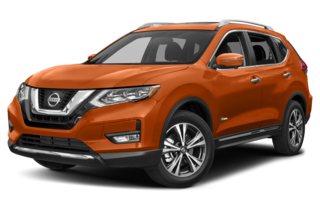 2018 Nissan Rogue Hybrid Rogue Hybrid SV 4dr Front-wheel Drive