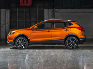 2018 Nissan Rogue Sport Sport S 4dr Front-wheel Drive