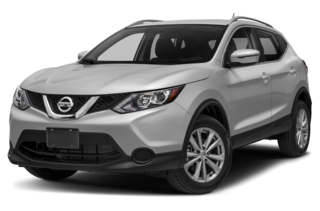 2018 Nissan Rogue Sport Rogue Sport S 4dr All-wheel Drive 2018.5