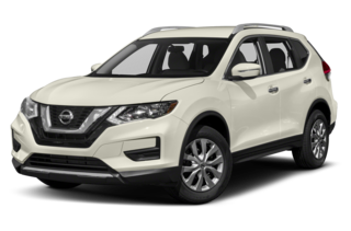 2018 Nissan Rogue SV 4dr Front-wheel Drive