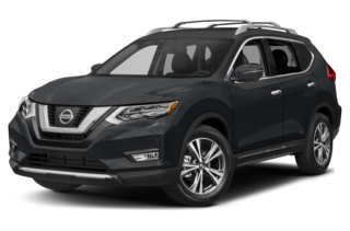 2018 Nissan Rogue SL 4dr Front-wheel Drive