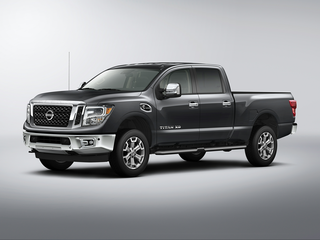 2018 Nissan Titan XD XD S Gas 4dr 4x4 Crew Cab 6.6 ft. box 151.6 in. WB