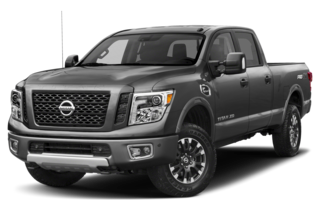 2018 Nissan Titan XD XD PRO-4X Gas 4dr 4x4 Crew Cab 6.6 ft. box 151.6 in. WB