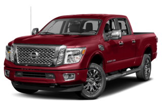 2018 Nissan Titan XD XD Platinum Reserve Gas 4dr 4x4 Crew Cab 6.6 ft. box 151.6 in. WB
