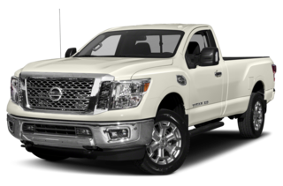 2018 Nissan Titan XD XD SV Diesel 2dr 4x4 Single Cab 8 ft. box 139.8 in. WB