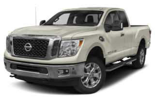 2018 Nissan Titan XD XD S Gas 4dr 4x4 King Cab 6.3 ft. box 139.8 in. WB