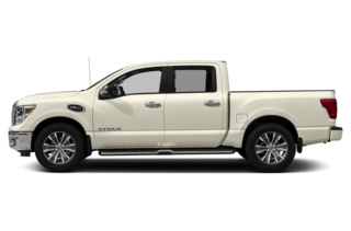 2018 Nissan Titan SL 4dr 4x2 Crew Cab 5.6 ft. box 139.8 in. WB