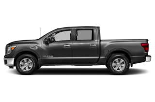 2018 Nissan Titan SV 4dr 4x4 Crew Cab 5.6 ft. box 139.8 in. WB