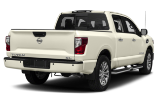 2018 Nissan Titan SL 4dr 4x4 Crew Cab 5.6 ft. box 139.8 in. WB