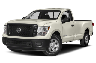 2018 Nissan Titan S 2dr 4x4 Single Cab 8 ft. box 139.8 in. WB