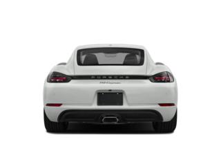 2018 Porsche 718 Cayman 718 Base 2dr Rear-wheel Drive Coupe