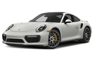 2018 Porsche 911 Turbo S 2dr All-wheel Drive Coupe